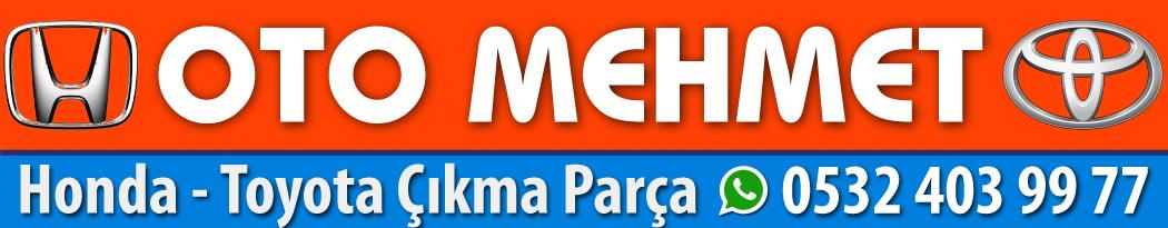 Oto Mehmet -Logo
